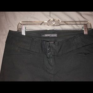 Black Exact Stretch pants from the Limited. Sz 8